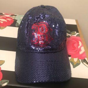 Victoria's Secret PINK Boston Red Sox Cap
